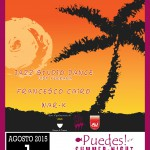 1 AGOSTO PUEDES SUMMER MUSICAL